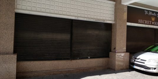 LOCAL COMERCIAL EN LAS PALMAS